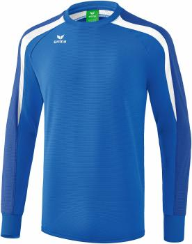 LIGA 2.0 Sweatshirt - new royal/true blue/weiß