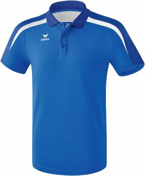 LIGA 2.0 Poloshirt - new royal/true blue/weiß