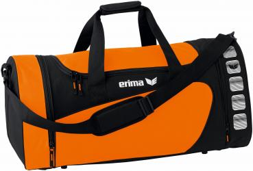 CLUB 5 Sporttasche LARGE - orange/schwarz