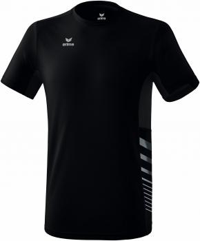 RACE LINE 2.0 RUNNING T-SHIRT Kinder - schwarz